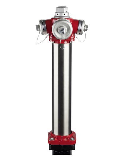 Nadzemné hydranty