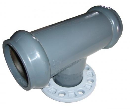 PVC tlakové tvarovky