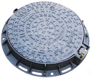 Poklop liatinový DN600 D400kN REXESS 2